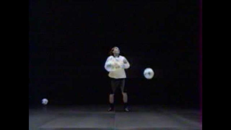 Nike - Joga Bonito (Ronaldinho, Totti, Mendieta, Rui Costa)