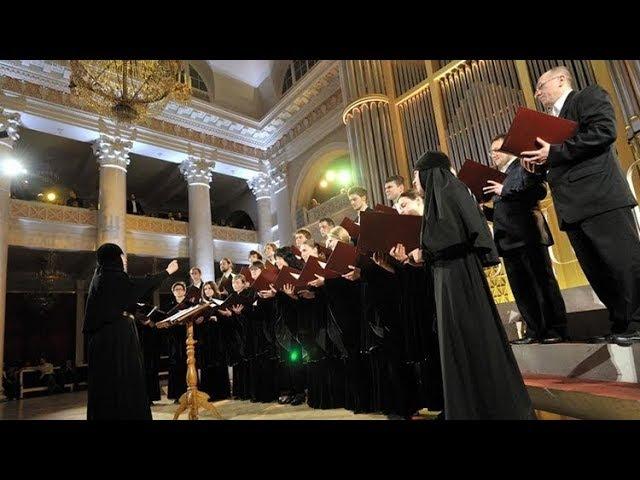 Причитание Праздничный хор Свято Елисавенинского монастыря