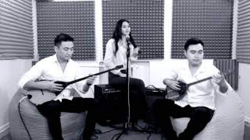 Jah Khalib Лейла dombyra cover by Made in KZ