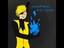 [Gravity Falls Speedpaint] Bill Cipher [Гравити Фолз Спидпеинт] Билл Сайфер Билл Шифр