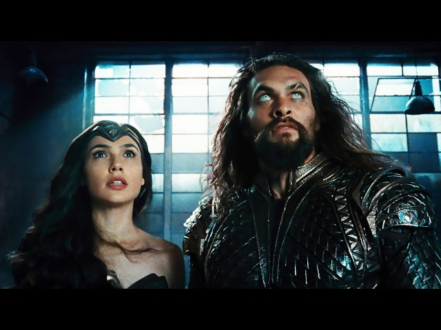 Лига справедливости Justice League 2017 трейлер