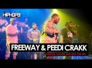 Freeway Peedi Crakk Perform Flipside Roc The Mic (6/6/15)