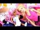 Spielspaß mit Barbie Barbies Tochter bekommt ein Hündchen