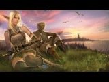 Lineage II OST. Bill Brown - Elven village theme (Unicorn's rest)