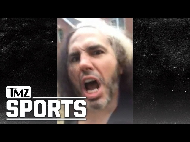 WWE's Matt Hardy I Will DELETE Vince McMahon If He Didn't Like My 'Ultimate Deletion' TMZ Sports