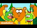 Хлебоутки | 1 сезон 6 серия | Nickelodeon Россия