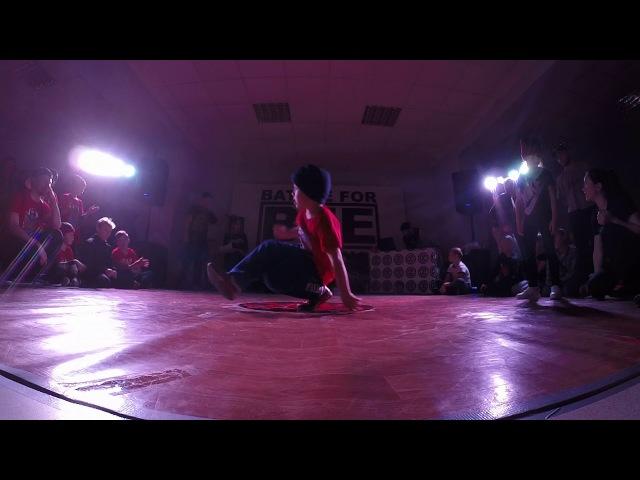 Рвач vs Ева /Breaking baby/ BFE