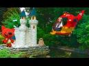 Мимимишки Новые серии Парк развлечений Видео для детей с игрушками Outdoor playground for ...
