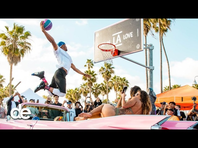 BEST dunk show of the 2018 NBA All Star Weekend in LA | Dunk Elite