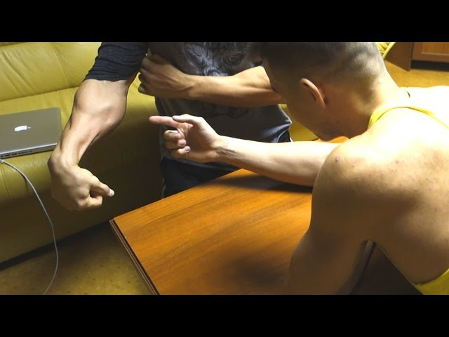 Jeff Seid - UNDEFEATED IN ARMWRESTLING (WHO'S GONNA STOP HIM?)