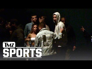 76ers' Ben Simmons Hits L.A. Nightclub Before Lakers Game | TMZ Sports