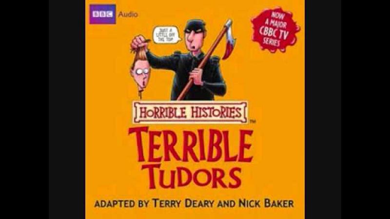The Terrible Tudors - Part 3 Kelloggs CD