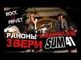 Звери Sum 41 - Районы - Кварталы (Cover by ROCK PRIVET)