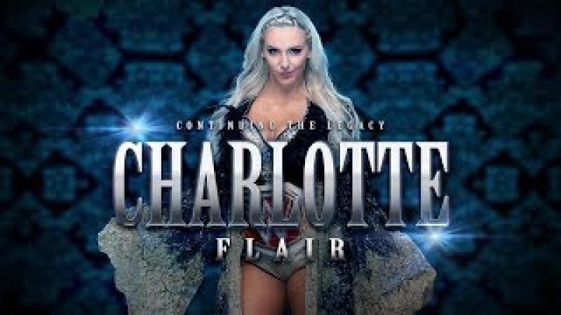 Charlotte Flair Custom Entrance Video Heel