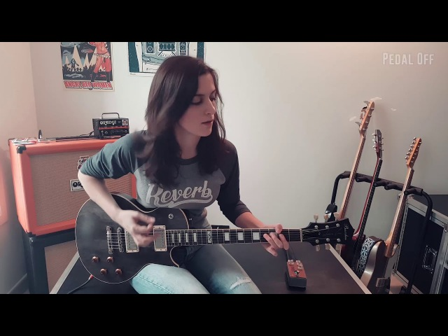 Laura Cox - Hard Blues Shot Playthrough with Anasounds Savage