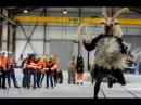 Бесовский ритуал в Швейцарии