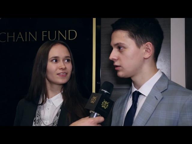 🎬 🎉 Открытие центрального офиса Blockchain Fund Блокчейн Фонд в Москве 2018 b