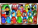 Веселая распаковка киндер-сюрпризов вместе с Toys Surprise! Много интересных, забавны