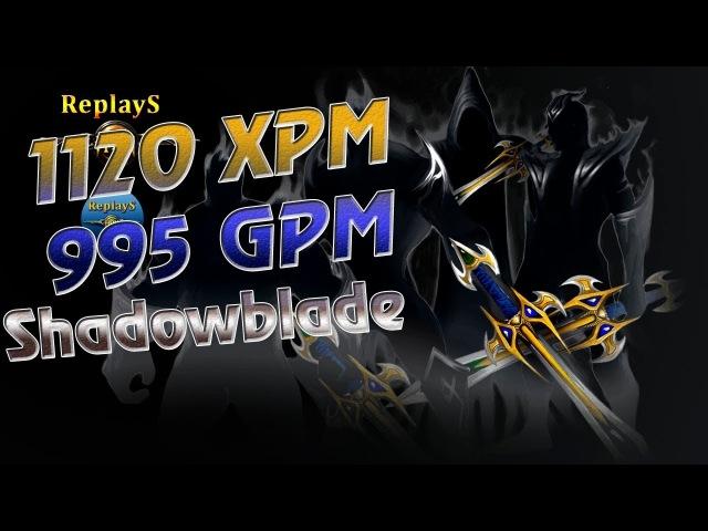 HoN - Shadowblade - Immortal - 🇷🇺 GriefMachine Diamond II