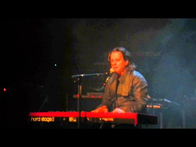 Steve Hogarth - Famous Blue Raincoat - Live IB Expo 2013