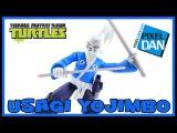 Usagi Yojimbo Teenage Mutant Ninja Turtles Nickelodeon Figure Video Review