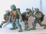 TMNT Teenage Mutant Ninja Turtles Classics 6 Inch Figures Review