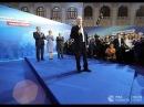 Встреча Путина с экс-кандидатами в президенты России