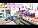 CHILDHOOD BEDROOM OF MY DREAMS Sims 4 Room Build