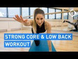 Runtastic Fitness - 7-Minute Core &amp Low Back Strengthening Workout to Get Rid of Back Pain Тренировка для укрепления кора и от болей в спине