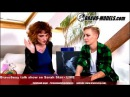 BravoSexy Talk Live host LAPAPULA avantgarni vytvarnice