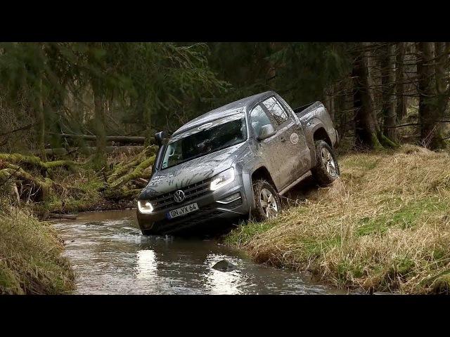 2017 Volkswagen Amarok 3.0 TDI V6 Off-Road