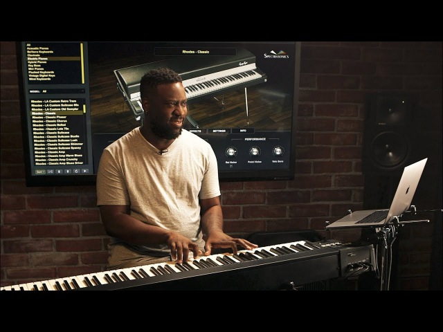 KEYSCAPE Robert Glasper EP Explorations