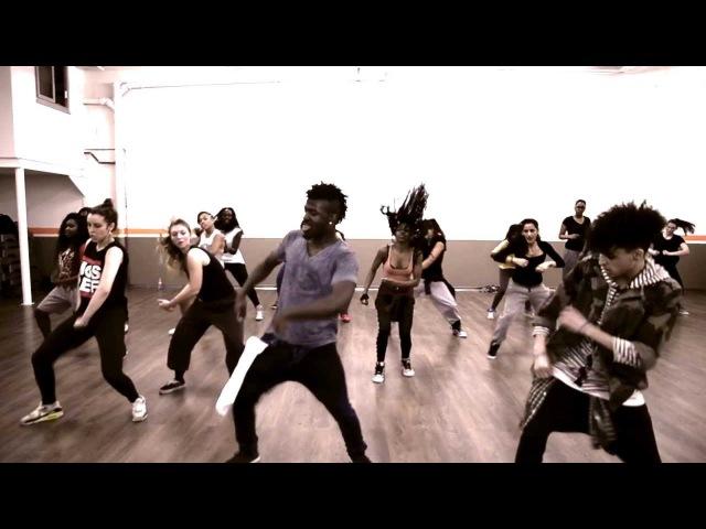 Antenna FUSE ODG / Blaakow Dancer / Dancehall Class Feeling Unity / AZONTO