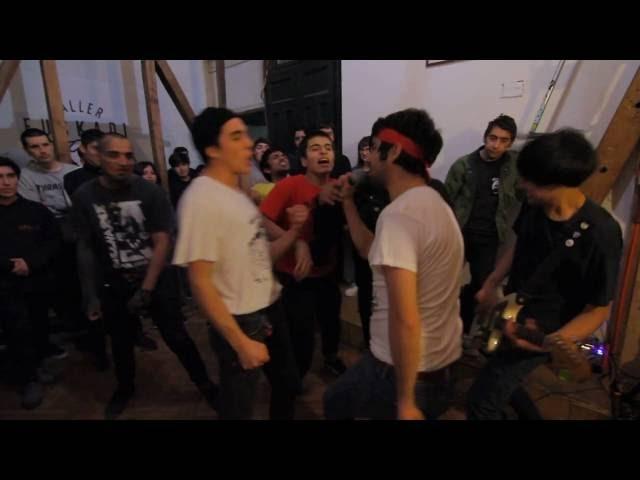 Ninjas Mutantes Adolescentes (Desierto Party Program - 07/08/16)