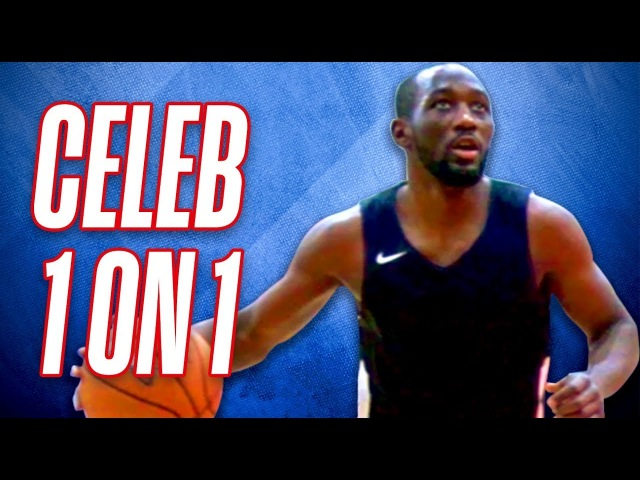 Pro Boxer Terence Crawford Trains For NBA All-Star Celebrity Game 2018 NBANews NBA NBAAllStar NBAAllStar2018