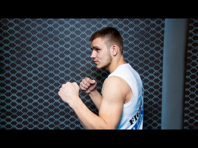 Саночкин Александр - новый тренер по кик-боксингу