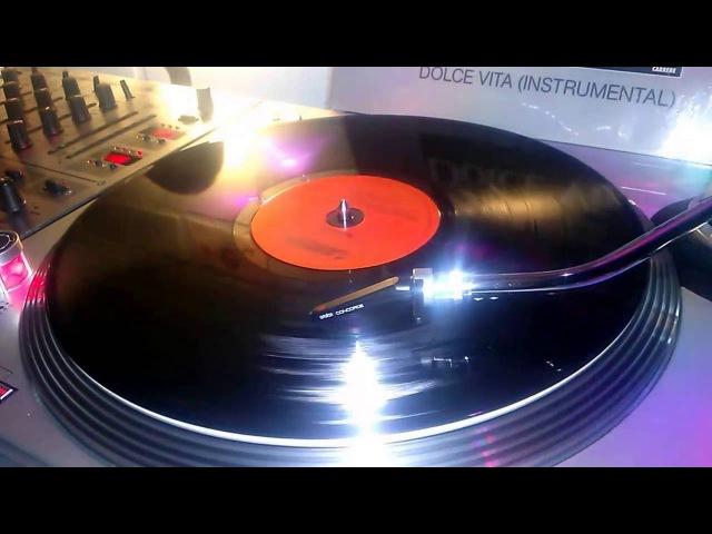 Ryan Paris - Dolce Vita Part II (Instrumental) (12 Inch) 1983 - Vinyl