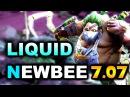 LIQUID vs NEWBEE 7 07 TI REMATCH AMD SAPPHIRE DotaPIT DOTA 2