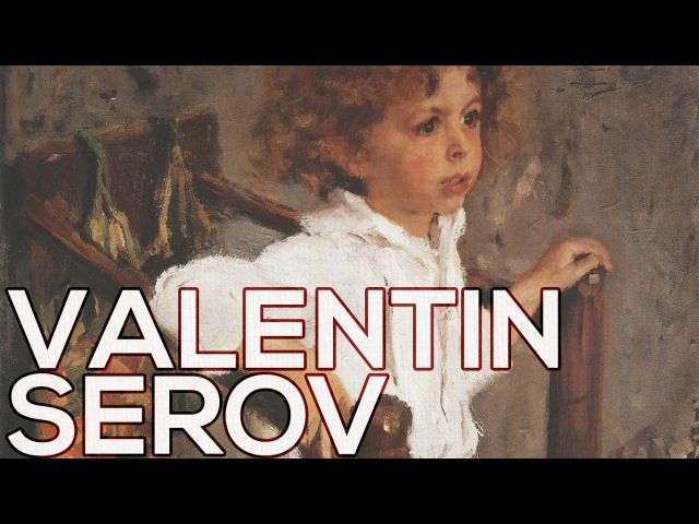 Valentin Serov: A collection of 150 paintings (HD)