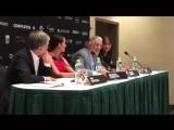 Пресс-конференция Пласидо Доминго в Сантьяго (2).