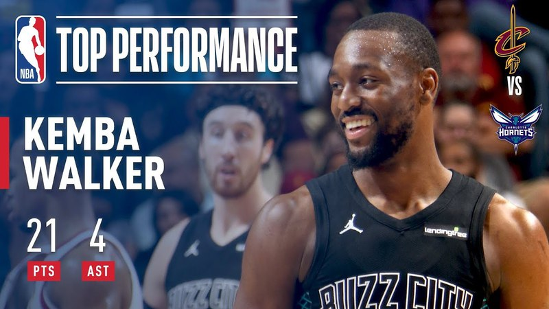Cardiac Kemba Shows Up In March To Becomes Charlotte's Franchise Scorer! NBANews NBA Hornets KembaWalker