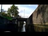 Бамберг - шлюз на канале