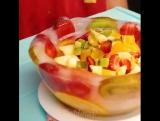 Хотите удивить друзей? Сделайте съедобную посуду и дайте им попробовать.