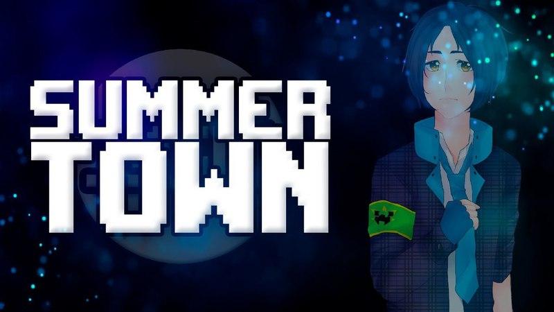 Визуальная новелла SummerTown Epilogue by IGB Team