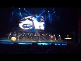 Маленький принц с песочным шоу (духовой оркестр Югры) Сургут, ДИ Нефтяник, 18.02.2018