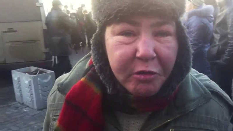 Веселий Антимайдан за Януковича