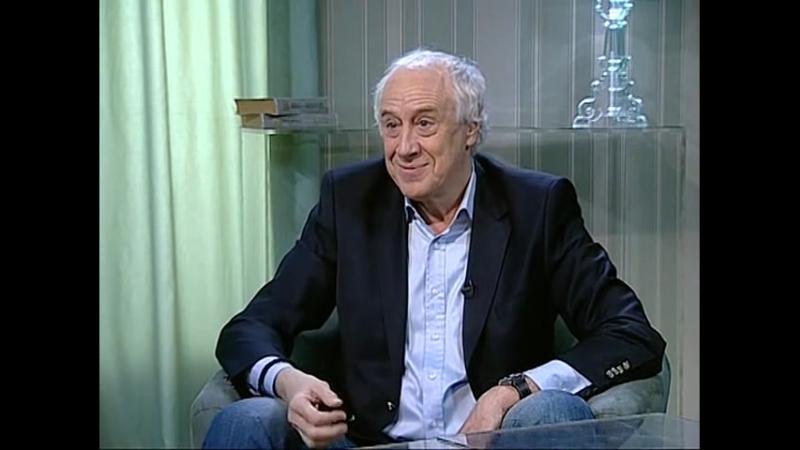 Сергей Мигицко в гостях у передачи Петербургские встречи, 2015 год (2 выпуск)
