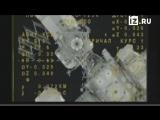 Стыковка корабля «Союз МС-07» с Международной космической станцией