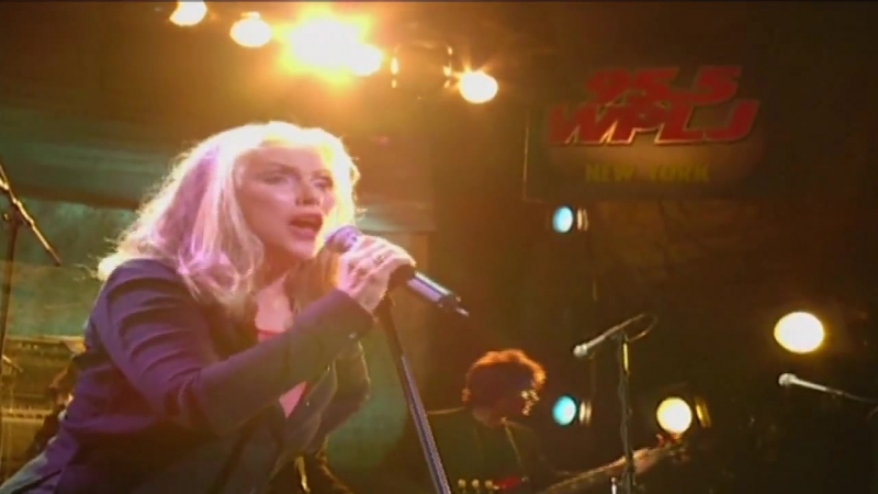 Blondie Maria Blondie Live 10 02 1999