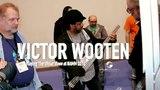 Victor Wooten Playing the Gittler Basses at NAMM 2016